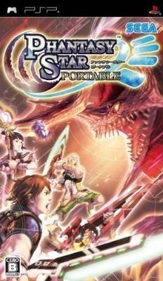 Phantasy Star Portable | Gamewise