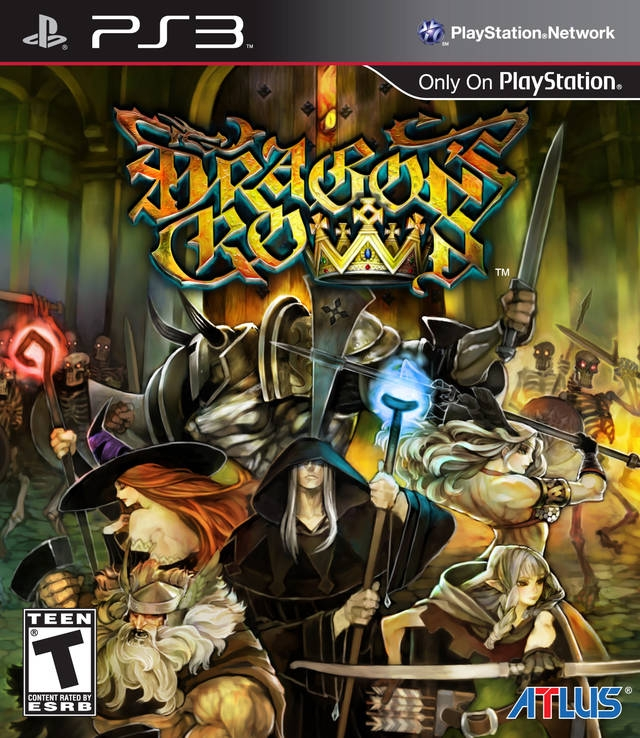 Dragon's Crown on Gamewise