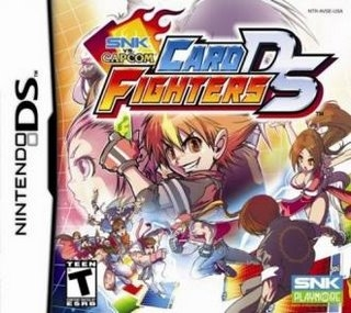 SNK vs. Capcom Card Fighters DS Wiki on Gamewise.co