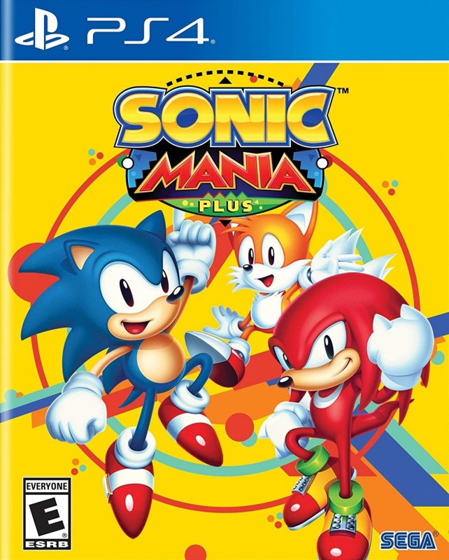 Sonic Mania on PS4 - Gamewise