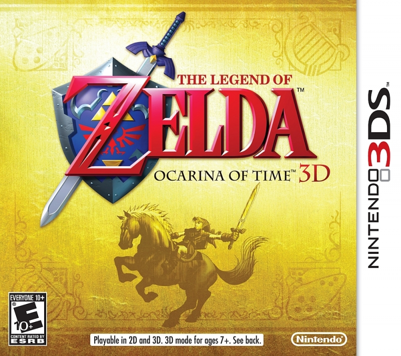 The Legend of Zelda: Ocarina of Time for 3DS Walkthrough, FAQs and Guide on Gamewise.co