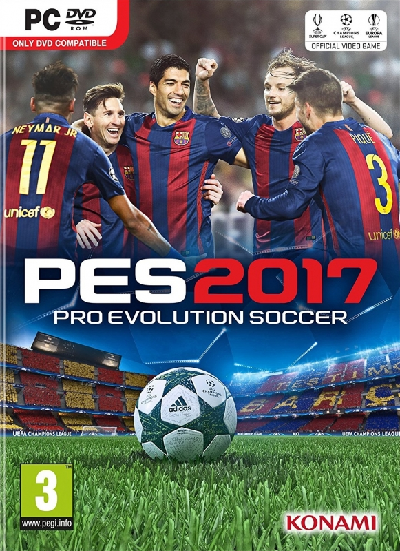 Pro Evolution Soccer 2017 for PC Walkthrough, FAQs and Guide on Gamewise.co