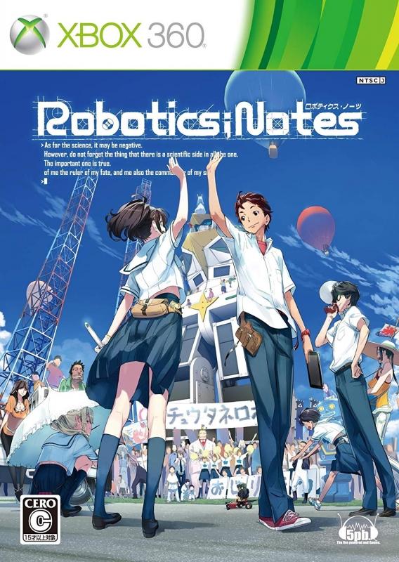 Robotics;Notes Wiki - Gamewise