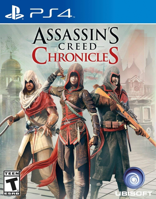 Assassin's Creed Chronicles Trilogy Pack | Gamewise