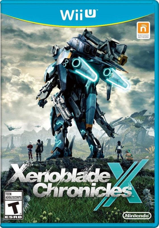 Xenoblade Chronicles X on WiiU - Gamewise