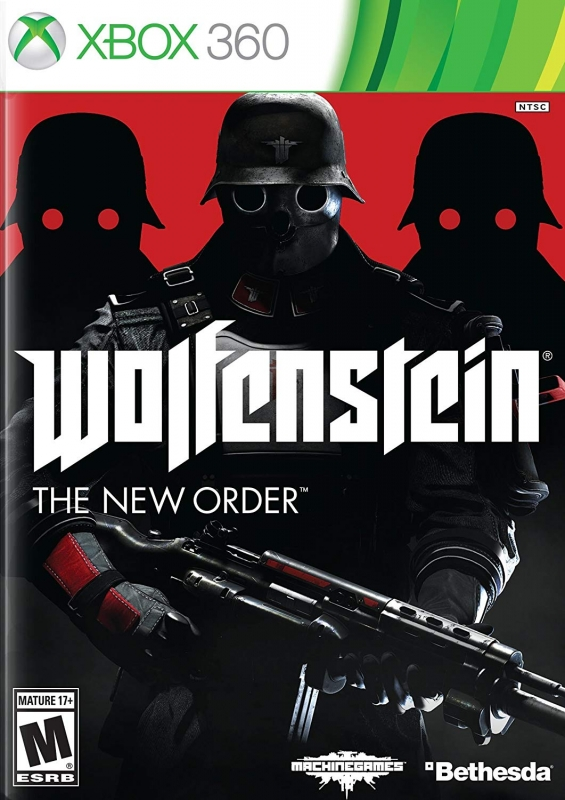 Wolfenstein: The New Order for X360 Walkthrough, FAQs and Guide on Gamewise.co