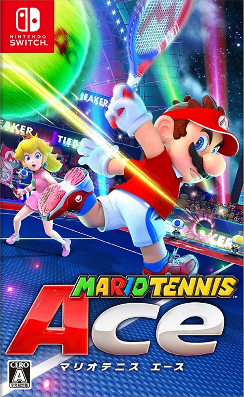 Mario Tennis Aces on NS - Gamewise