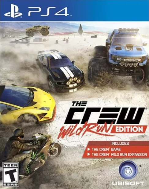 The Crew: Wild Run on PS4 - Gamewise