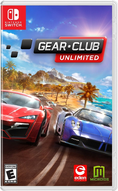 Gear Club Unlimited on Gamewise