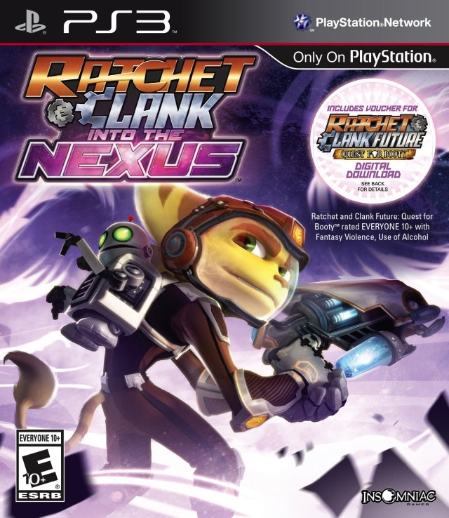 Ratchet & Clank: Into the Nexus Wiki - Gamewise