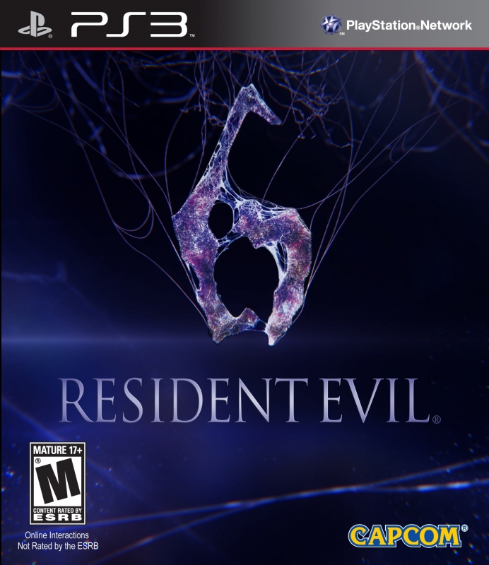 Resident Evil 6 Steelbox [Gamewise]