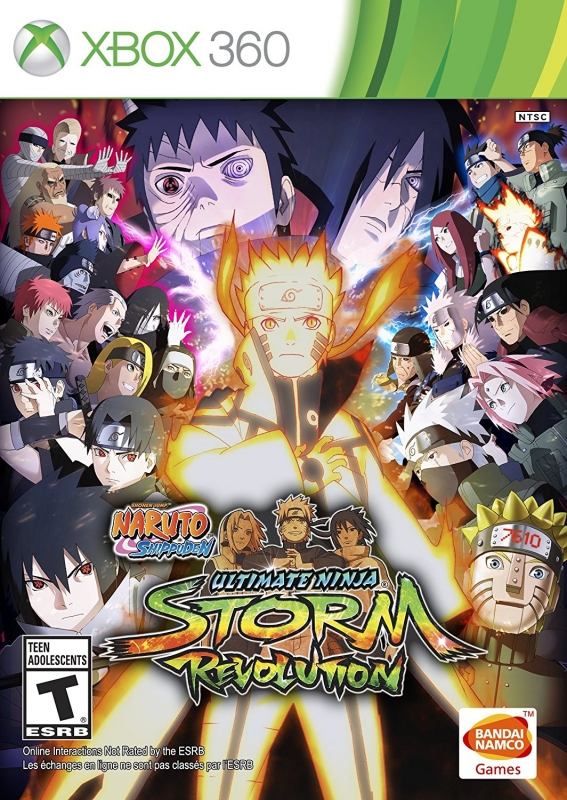Naruto Shippuden: Ultimate Ninja Storm Revolution on X360 - Gamewise