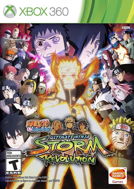 Naruto Shippuden: Ultimate Ninja Storm Revolution [Gamewise]
