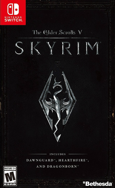 The Elder Scrolls V: Skyrim for NS Walkthrough, FAQs and Guide on Gamewise.co