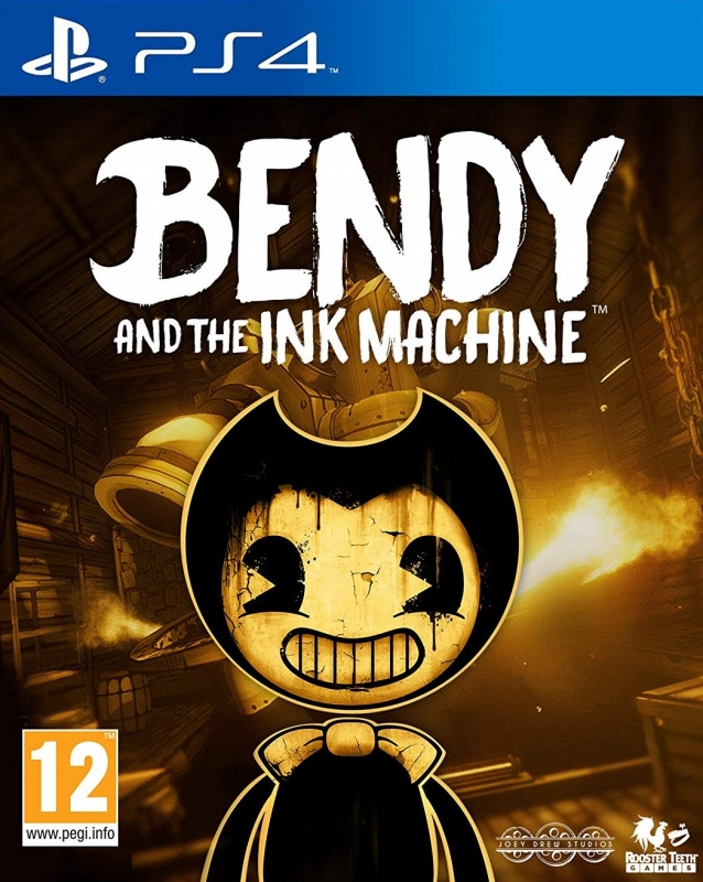 Bendy and the Ink Machine for PS4 Walkthrough, FAQs and Guide on Gamewise.co