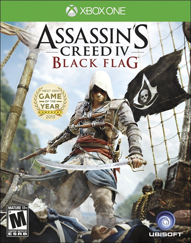 Assassin's Creed IV: Black Flag Release Date - XOne