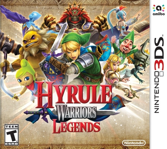 Hyrule Warriors Legends Wiki on Gamewise.co