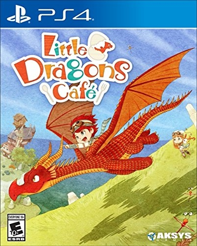 Little Dragon Cafe [Gamewise]