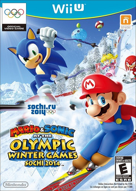 Mario & Sonic at the Sochi 2014 Olympic Winter Games [Gamewise]