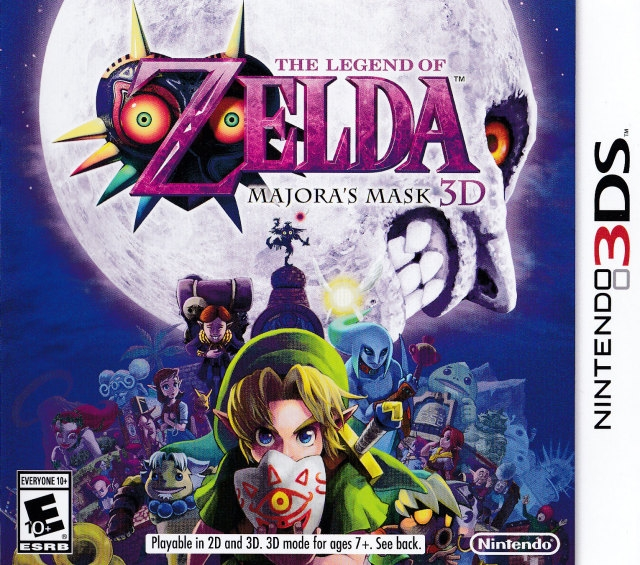 The Legend of Zelda: Majora's Mask 3D [Gamewise]