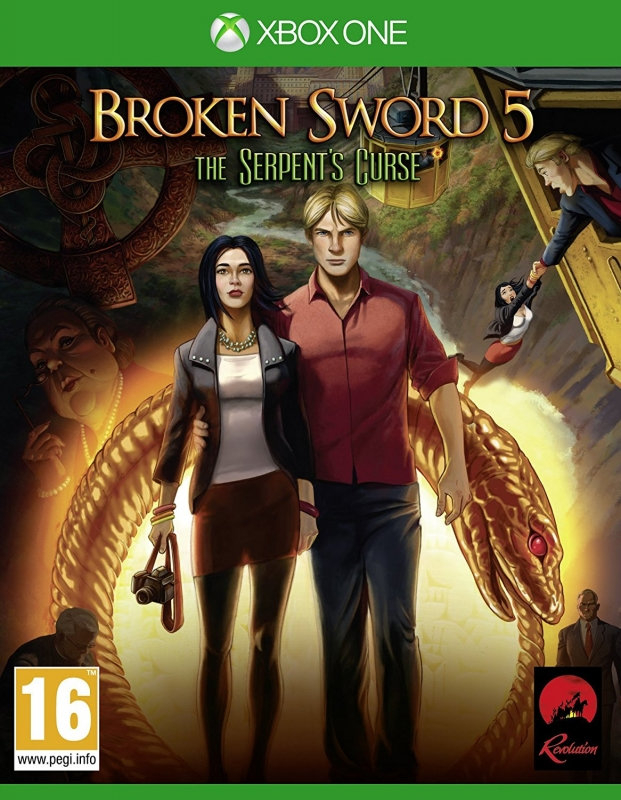 Broken Sword 5: The Serpent's Curse on XOne - Gamewise