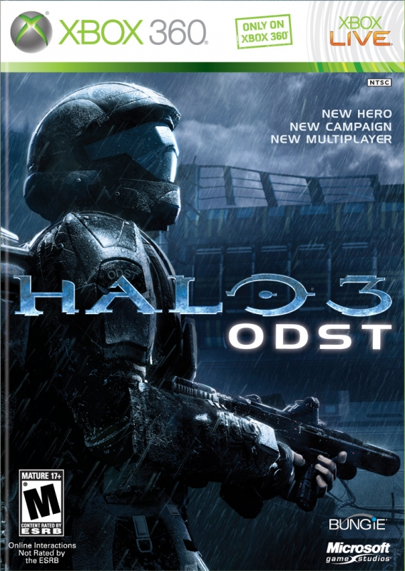 Gamewise Halo 3: ODST Wiki Guide, Walkthrough and Cheats
