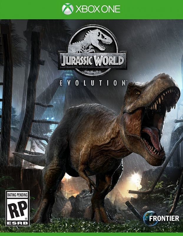 Jurassic World Evolution [Gamewise]