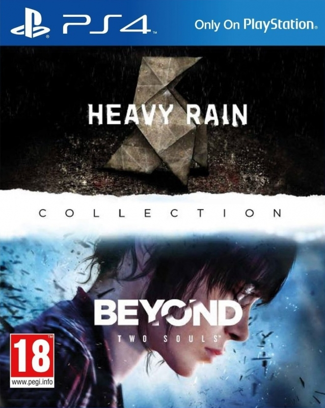 The Heavy Rain and Beyond: Two Souls Collection Wiki on Gamewise.co