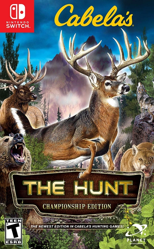 Cabela's The Hunt: Championship Edition Bundle for NS Walkthrough, FAQs and Guide on Gamewise.co