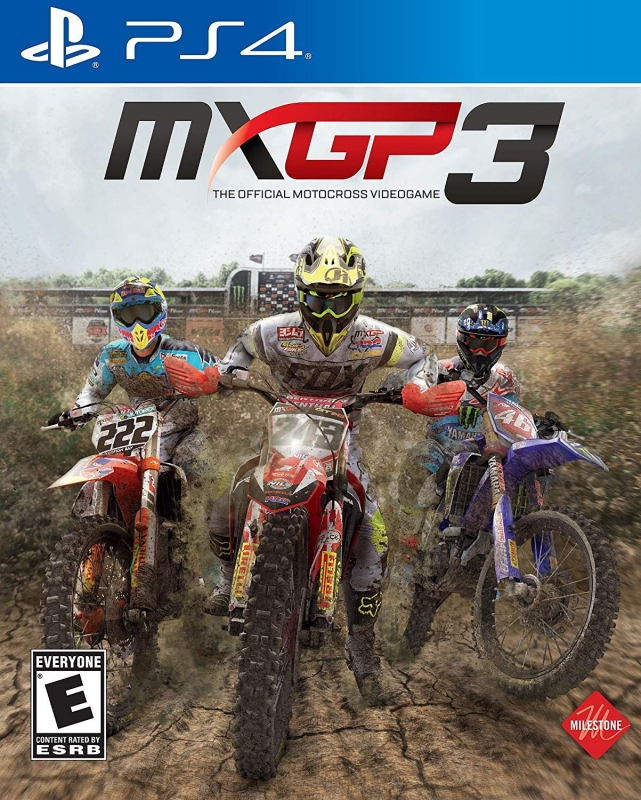 MXGP 3: The Official Motocross Videogame Wiki - Gamewise