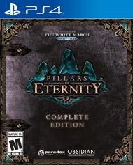Pillars of Eternity on PS4 - Gamewise