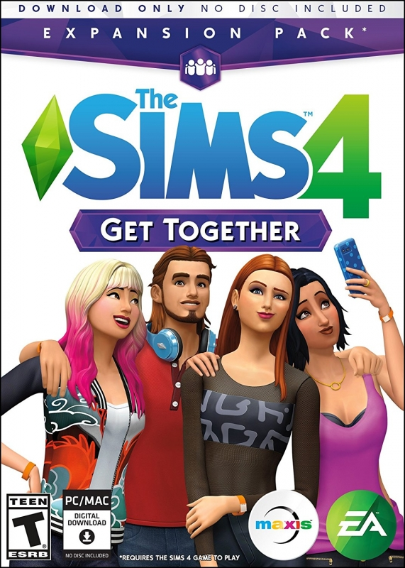 Gamewise The Sims 4: Get Together Wiki Guide, Walkthrough and Cheats