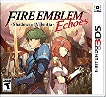 Fire Emblem Echoes: Shadows of Valentia [Gamewise]