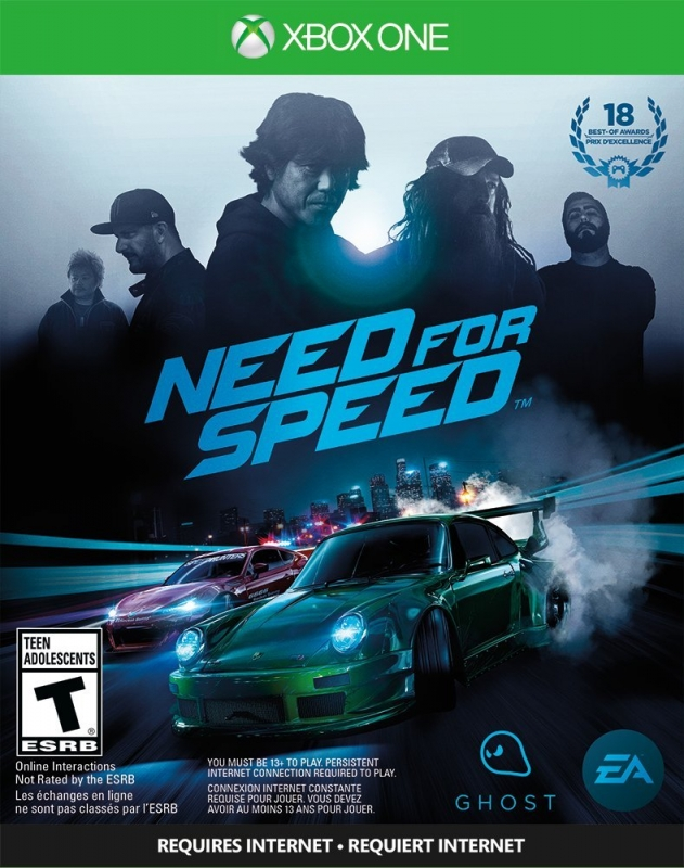 Need for Speed (2015) for XOne Walkthrough, FAQs and Guide on Gamewise.co
