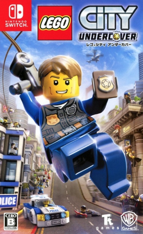 LEGO City Undercover for NS Walkthrough, FAQs and Guide on Gamewise.co