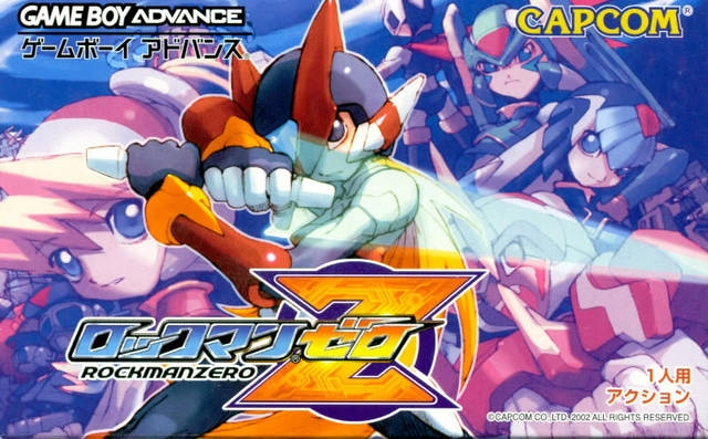Mega Man Zero on GBA - Gamewise