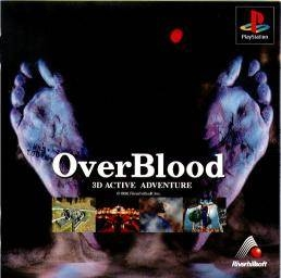 OverBlood on PS - Gamewise
