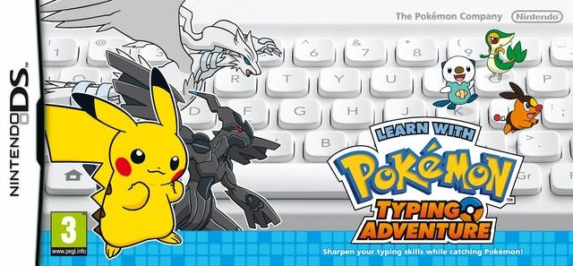 Gamewise Battle & Get! Pokemon Typing DS Wiki Guide, Walkthrough and Cheats