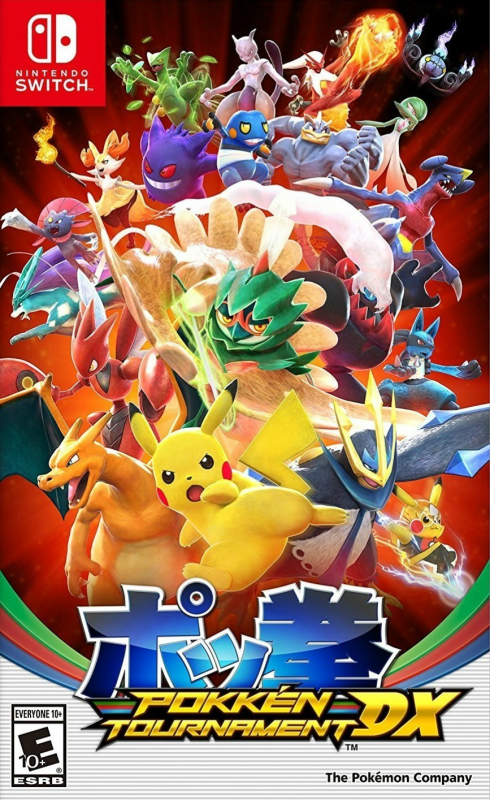 Pokken Tournament on NS - Gamewise