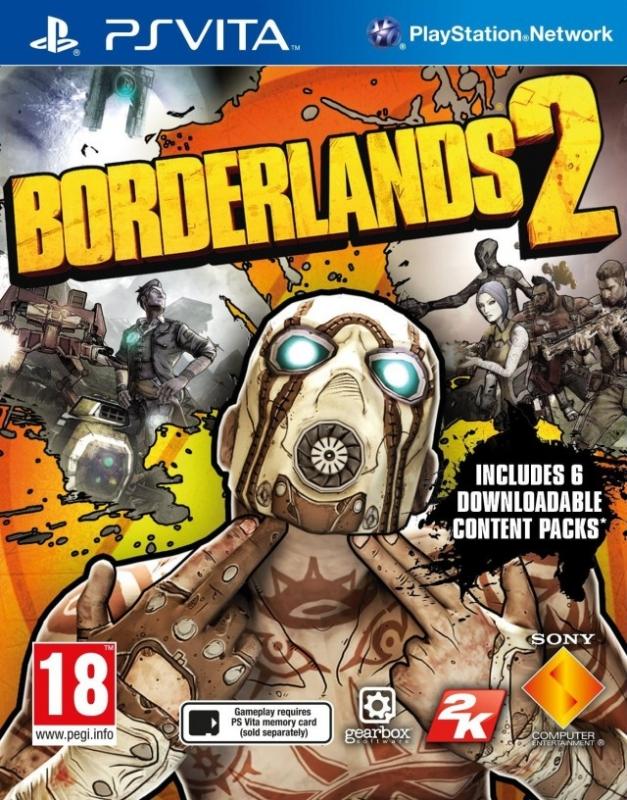 Borderlands 2 for PlayStation Vita - Sales, Wiki, Release Dates