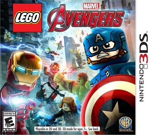 LEGO Marvel's Avengers Wiki - Gamewise