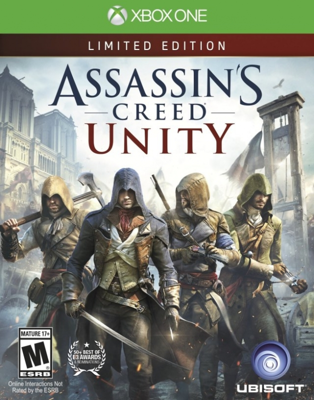 Assassin's Creed: Unity on XOne - Gamewise