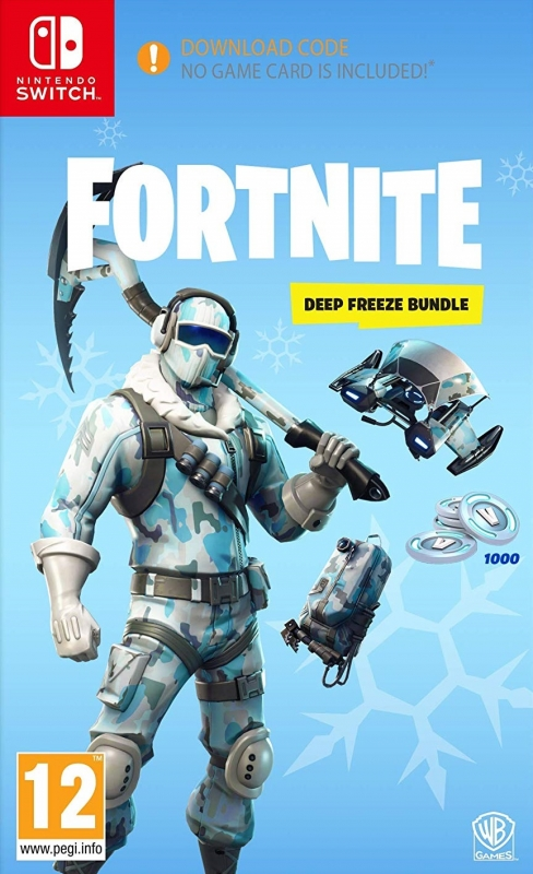 Gamewise Wiki for Fortnite (NS)