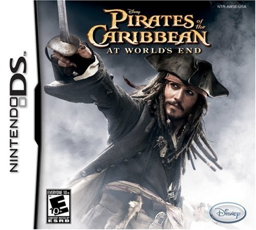 Pirates of the Caribbean: At World's End for DS Walkthrough, FAQs and Guide on Gamewise.co