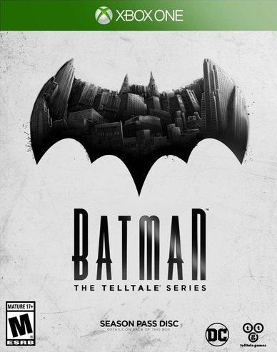 Batman: A Telltale Game Series for XOne Walkthrough, FAQs and Guide on Gamewise.co