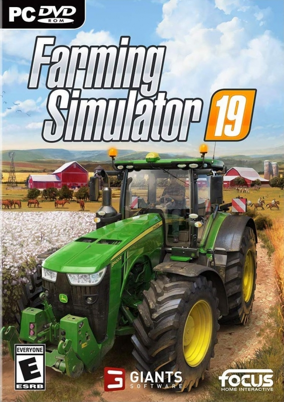 Farming Simulator 19 for PC Walkthrough, FAQs and Guide on Gamewise.co