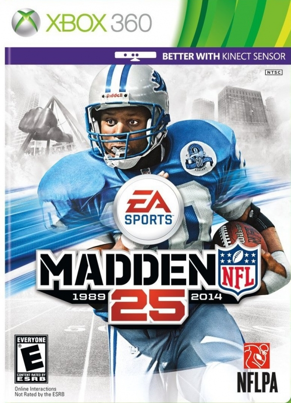 Madden NFL 25 for X360 Walkthrough, FAQs and Guide on Gamewise.co