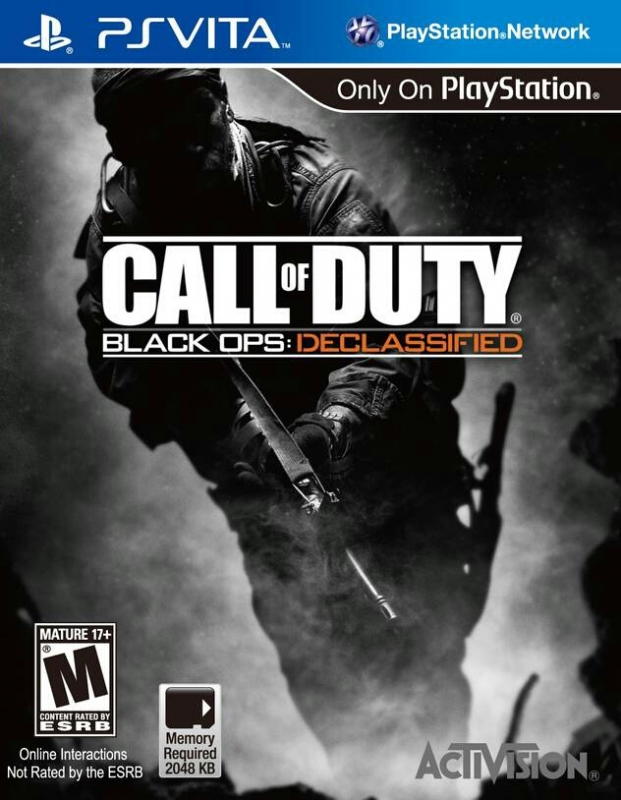 Gamewise Call of Duty Black Ops: Declassified Wiki Guide, Walkthrough and Cheats