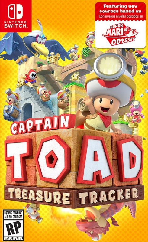 Captain Toad: Treasure Tracker Wiki | Gamewise