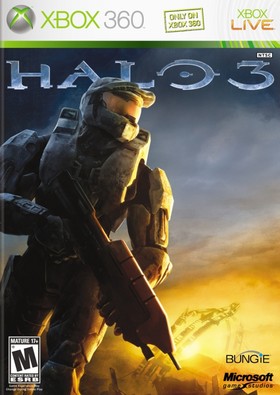 Halo 3 on X360 - Gamewise